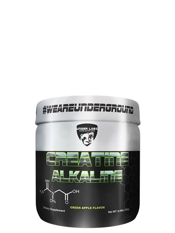 Creatine Alkaline 200g - Under Labz