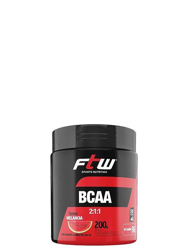 BCAA 2:1:1 FTW- 200G