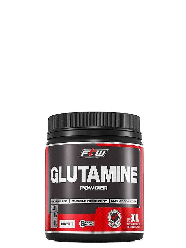 Glutamina 300g - FTW