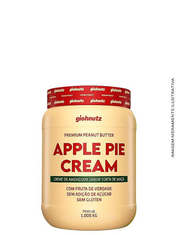 Creme de Amendoim Apple Pie Cream- 1kg Giohnutz