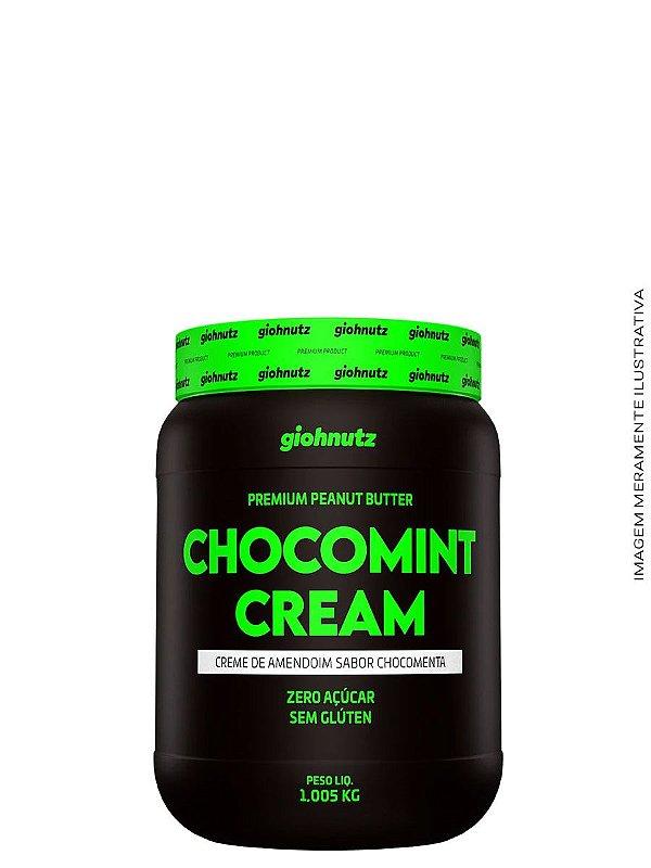 Creme de Amendoim Chocomint Cream - 1kg Giohnutz