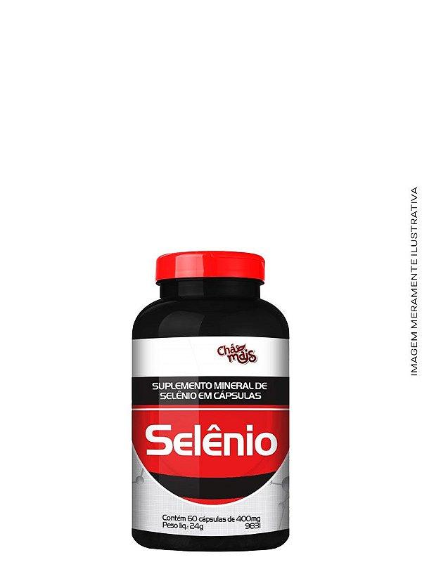 Selênio 60 caps 24g - Clinicmais