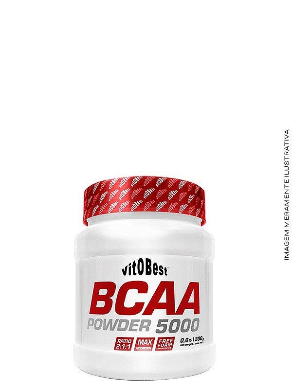 Bcaa 5000 Powder 300g - Vitobest