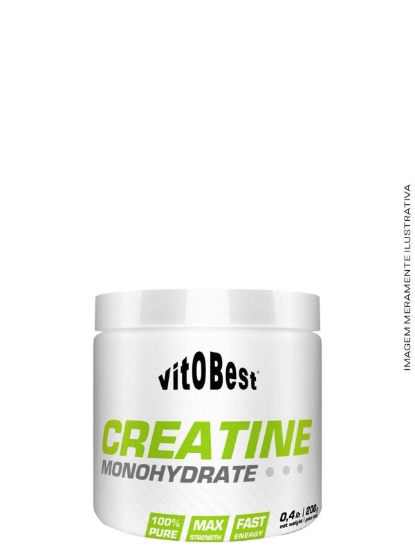 Creatine Powder 200gr - Vitobest