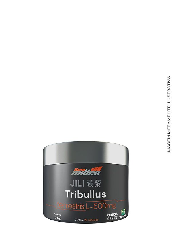 Tribullus Terrestris 500mg 90 caps - New Millen