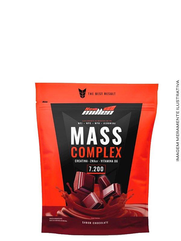 Mass Complex 3kg Sachê - New Millen