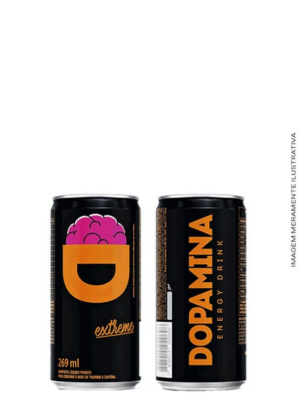 Dopamina Mindful Drink Extreme 269 ml