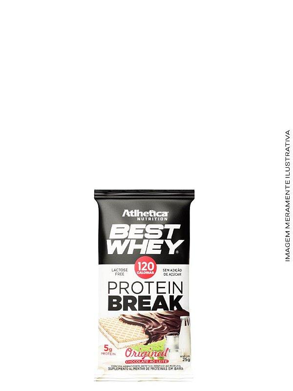 Best Whey Protein Break 25g - Atlhetica