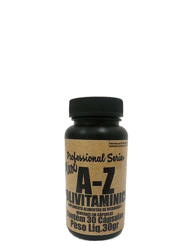 Polivitamínico A-Z 30 cáps - Plex Natue