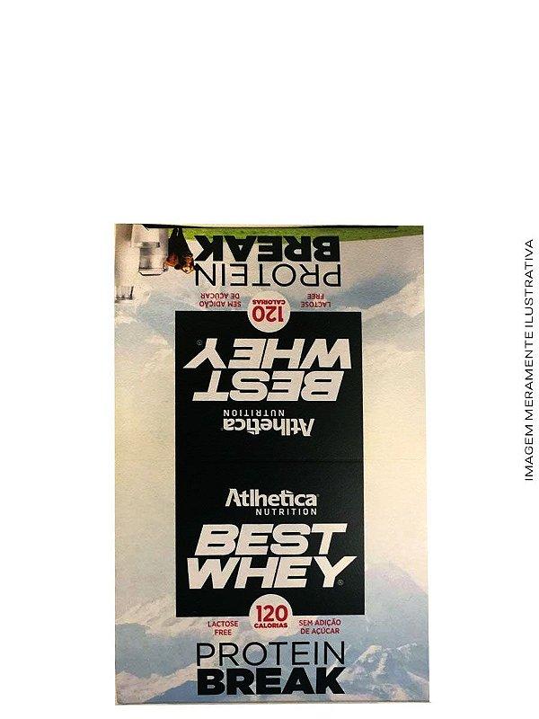 Best Whey Protein Break (Display com 12uni de 25g) - Atlhetica