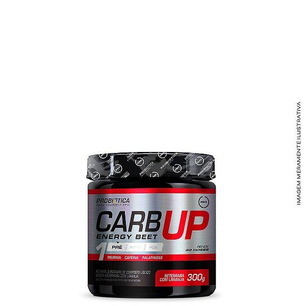 Carb Up Energy Beet 300g - Probiótica