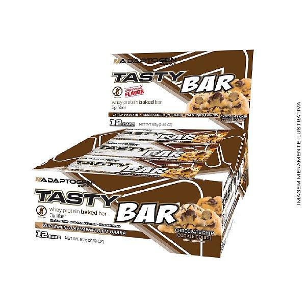 Tasty Bar 51g Barra de Proteína 12uni - Adaptogen