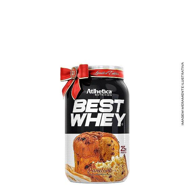 Best Whey Panetone 900g Edição Limitada - Atlhetica Nutrition