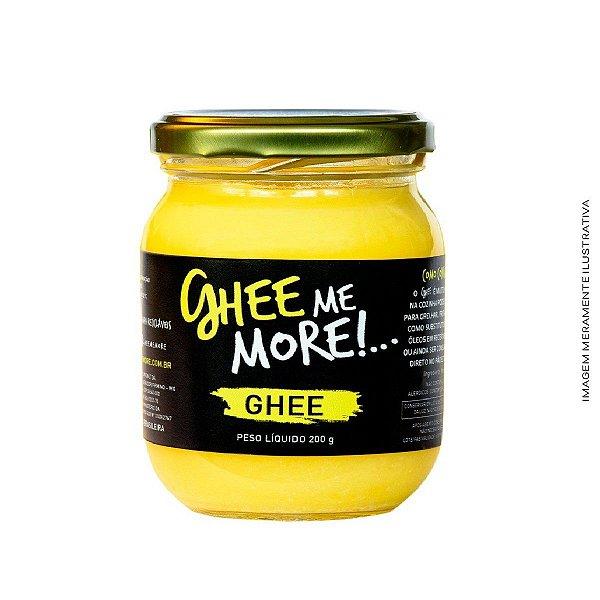 Manteiga Ghee Me More Tradicional 200g - Ghee