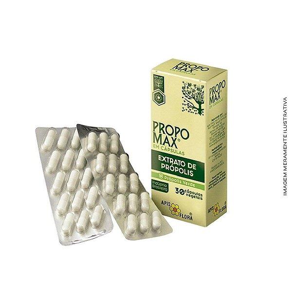 Propomax Extrato de Própolis 30 Cáps - Apis Flora