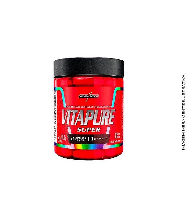 Multivitamínico Vitapure Super 30 Caps - Integralmedica