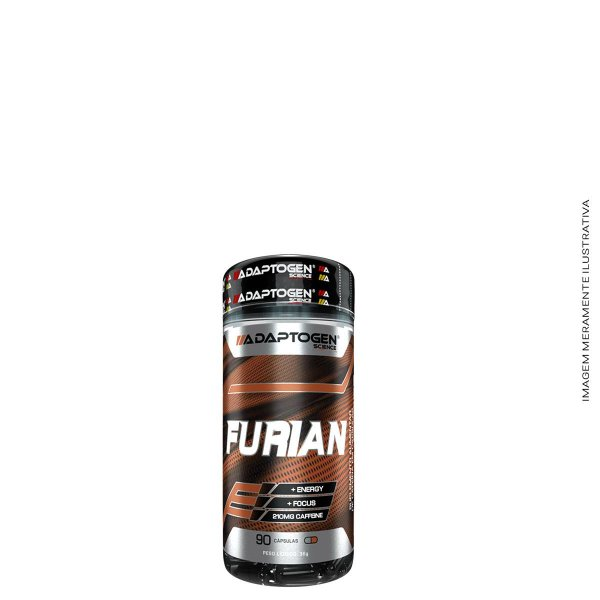Termogênico Furian 90 caps - Adaptogen