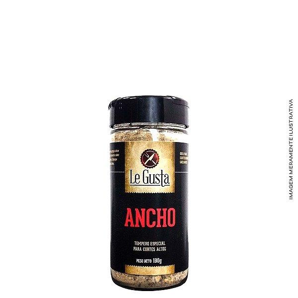 Tempero Ancho 190g - Le Gusta