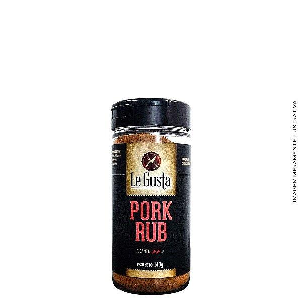 Pork Rub 140g - Le Gusta
