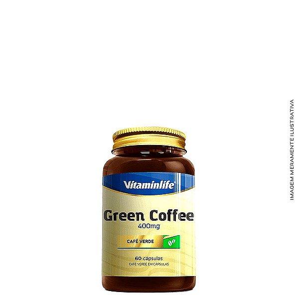 Café Verde (60 caps) - Vitaminlife
