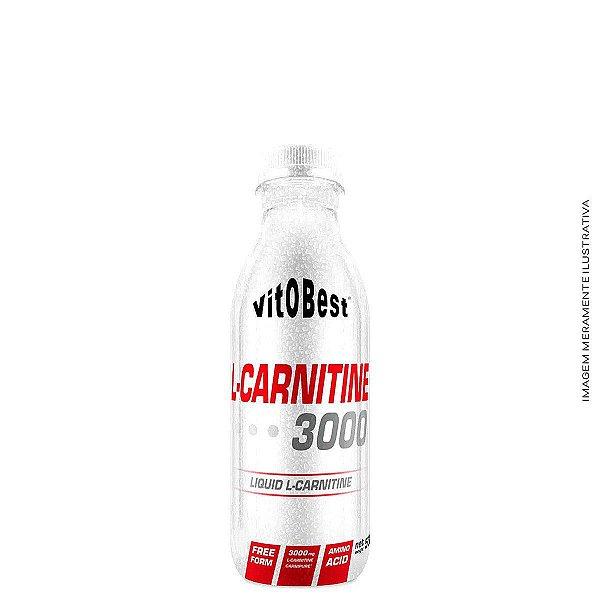 L-Carnitine 3000 Líquida - Vitobest