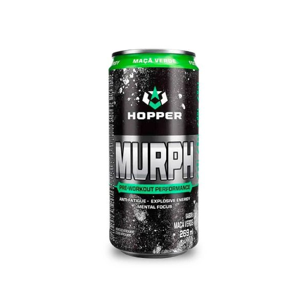 Murph Pre Workout Drink 269ml - Hopper