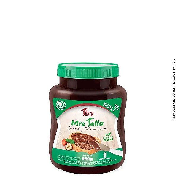 Mrs Tella Creme de Avelã 360g – Mrs Taste