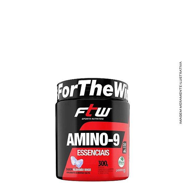 AMINO - 9 Essenciais 300g - FTW