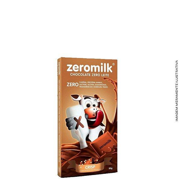ZEROMILK CRISP - Tablete 80g