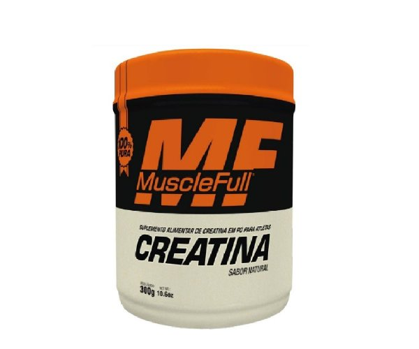 Creatina Natural 300g Muscle Full