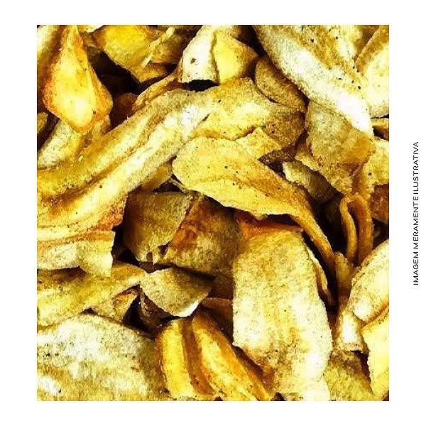 Banana Chips Lemon Pepper