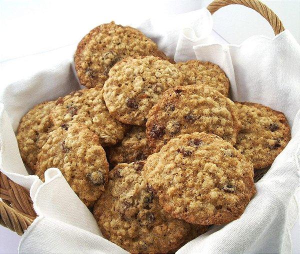 Cookies Aveia e Banana