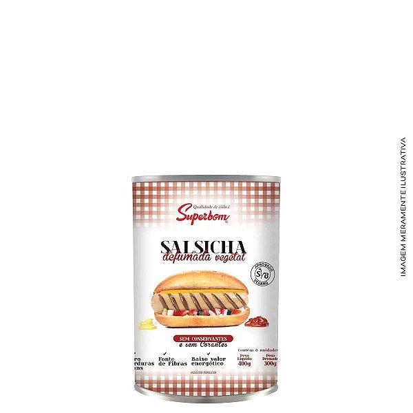 Salsicha Vegana Defumada 400g