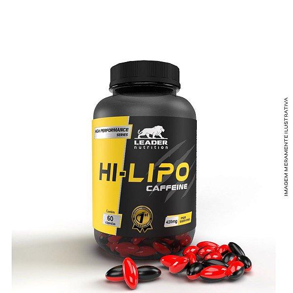 Hi - Lipo Caffeine 60 caps - Leader Nutrition