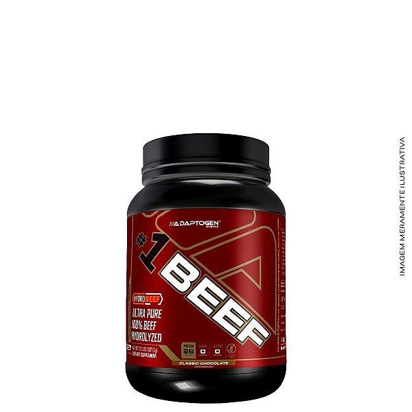 #1 Beef Protein 900g Hidrolisada - Adaptogen