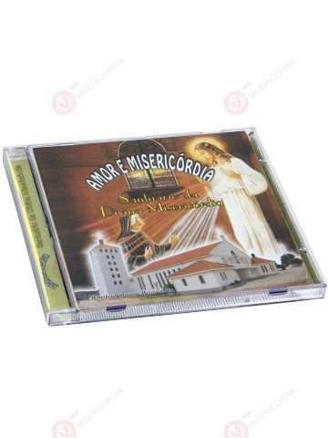 CD AMOR E MISERICÓRDIA
