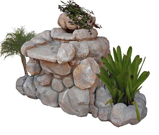 Cascata Para Piscina Pedras Artificiais