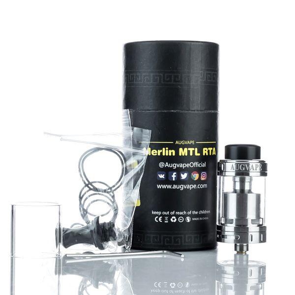 Merlin MTL RTA - (Ø22mm)