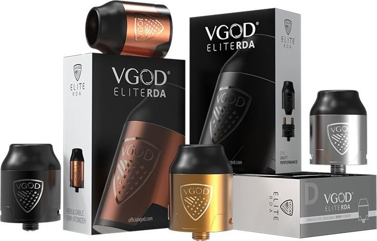 VGOD Elite RDA - (Ø24mm)