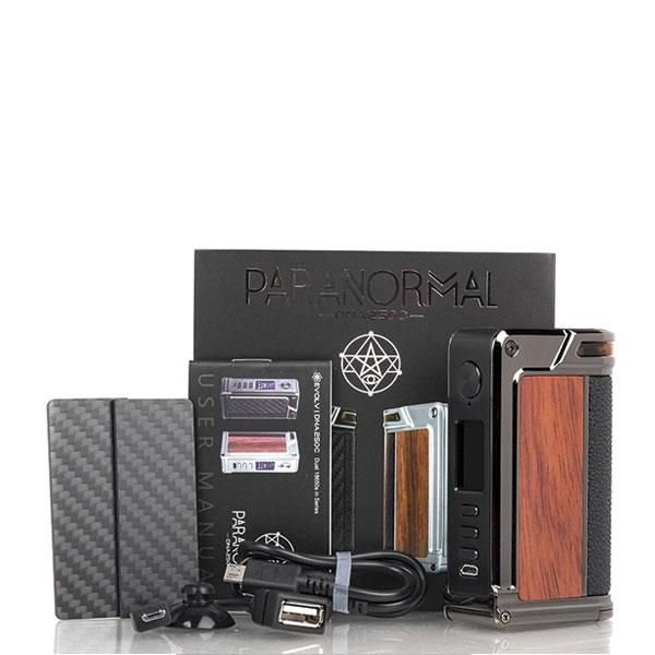 Mod PARANORMAL 200W  (chip DNA250C)