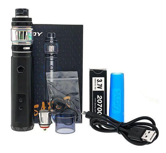 Kit Ijoy Saber 100W com bateria 20700 inclusa