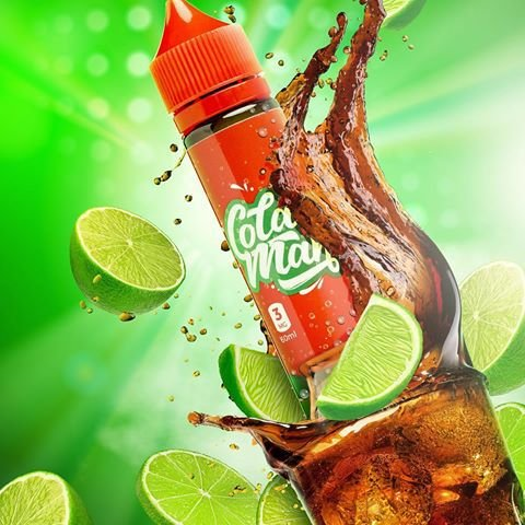 ColaMan - Coca com Limão