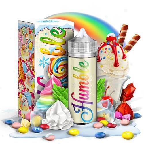 Humble Juice Co. - Vape the Rainbow Ice
