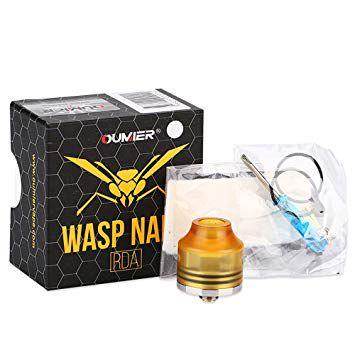 OUMIER Wasp Nano RDA (Ø22mm)