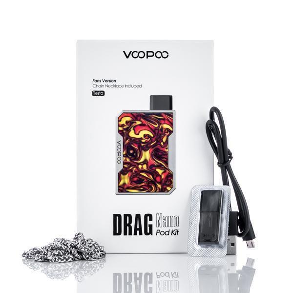Kit Pod System Voopoo DRAG Nano 750mAh