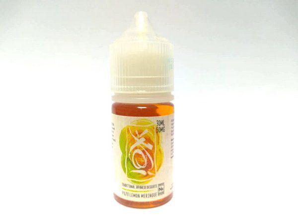 Element E-liquid - Yuzu Lemon Merengue Nic salt