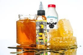 The Sauce LA - Awesometown - Best Milk and Honey Vape Juice