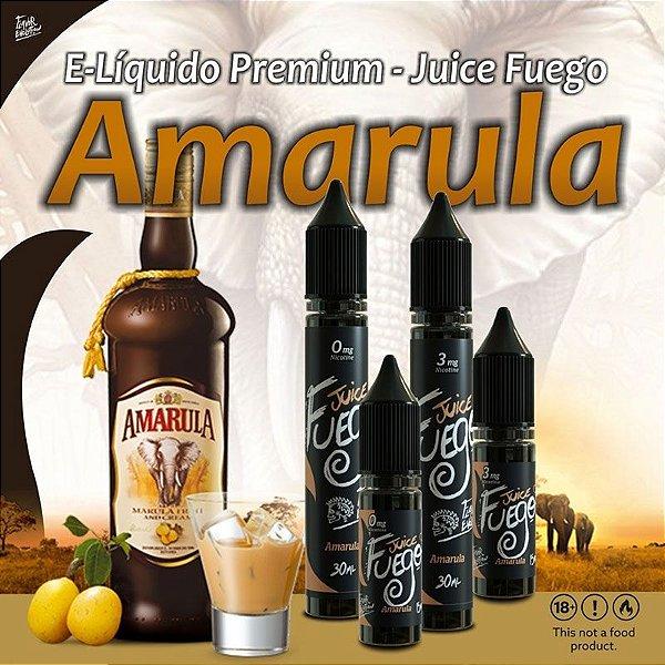 Juice Fuego - Amarula