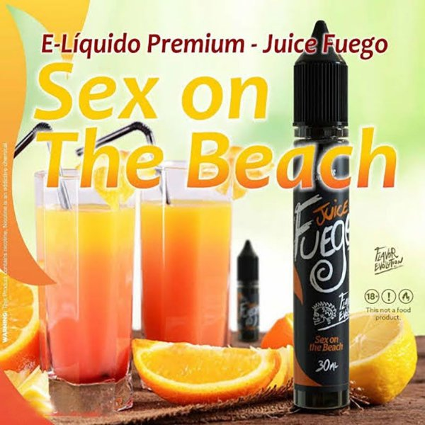 Juice Fuego - Sex on The Beach