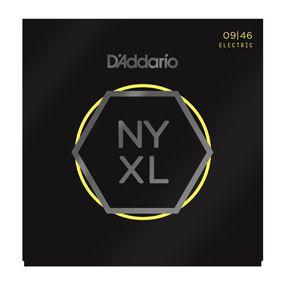 Encordoamento para Guitarra Daddario 009-046 NYXL0946